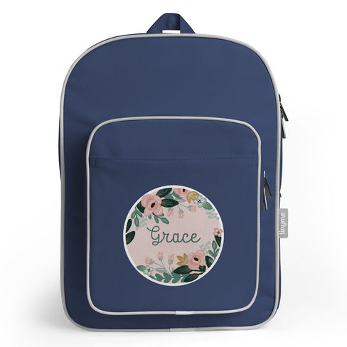 b81a941d54 Personalised Kids Everyday Backpack - Tinyme Australia