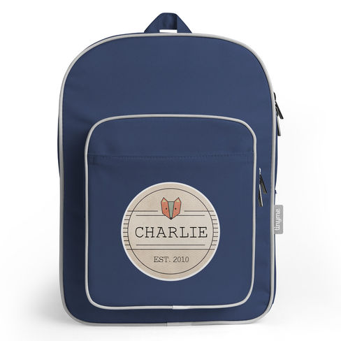 Personalised Kids Everyday Backpack Tinyme Australia