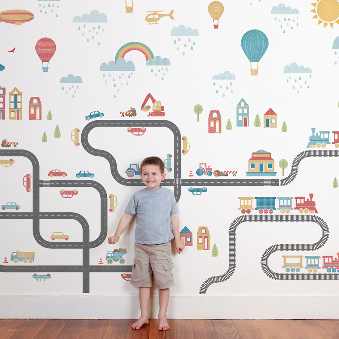Classic Wall Stickers