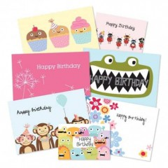 Kids Birthday Cards | Birthday Gift Tags