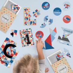 Tinyme Fun Jigsaws. 4 Box Set Kids Jigsaw Puzzles