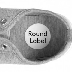 Round Shoe Overlays