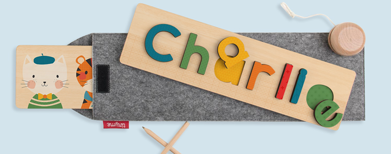 Personalised Name Puzzle