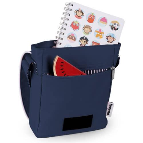 Tinyme Mini Messenger Bag Blue