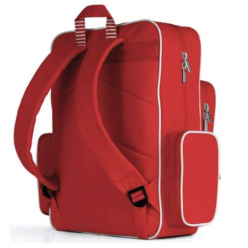 Tinyme Large Backpack Red