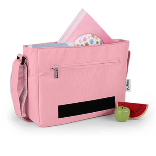 Tinyme Messenger Bag Pink