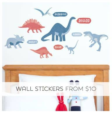 Shop Boys Wall Stickers