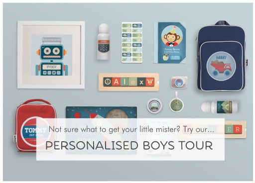 Personalised Product Tour