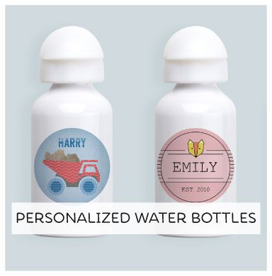 Personalized Drink Bottles