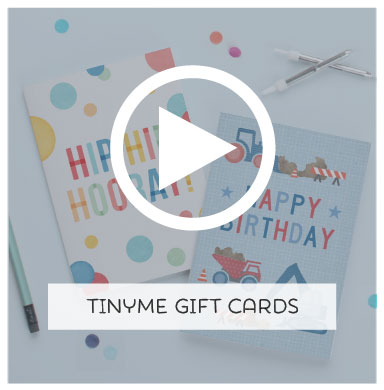Make spirits bright with Tinyme Personalised Christmas Products