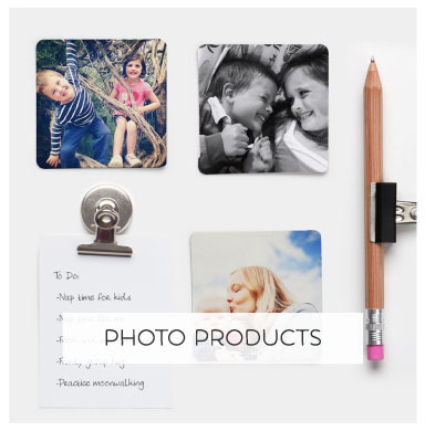 Get your photos out of your phone and into your life with Tinyme Photo products!